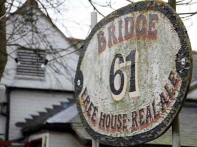 Impessionen aus England: Foxton Locks Pub 1
