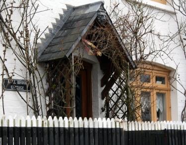 Impressionen aus England: Hall brook cottage