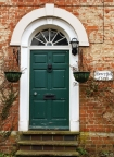 Impressionen aus England: Honey pot cottage