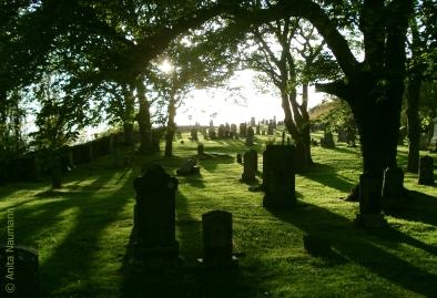 Friedhof von Gairloch